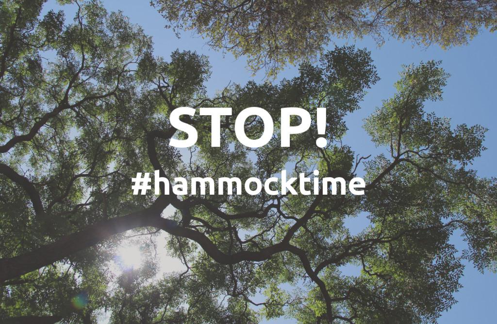 stop!hammocktime